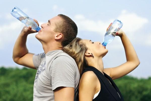 Пить воду,чтобы похудеть