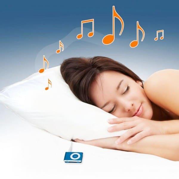 Слушать музыку для сна