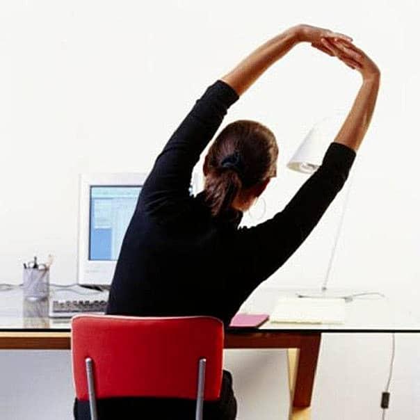Сидячий образ жизни упражнения