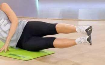 Упражнения от варикоза ног